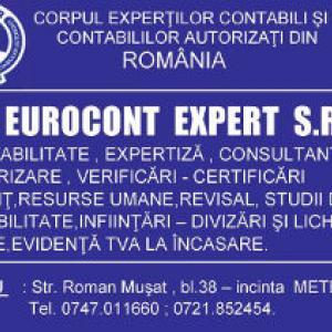 Servicii profesionale de contabilitate,salarizare si personal
